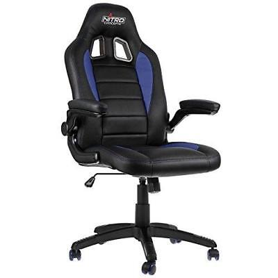 Nitro Concepts Nc-C80M-Bb C80 Motion Gaming Fauteuil Fa