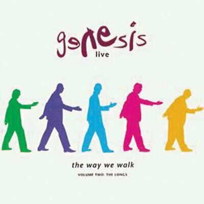 The Way We Walk Vol.2: Genesis Live / The Longs -  CD UGVG The Cheap Fast Free