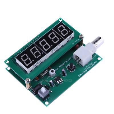 1Hz-75 MHz Frequency Cymometer Counter Meter High Sensitivity Tester Kit 7 V-9 V