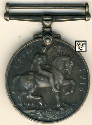 WWI Medals Named to 155050 PTE. W.H. Hewett CAN. PNR. BN. (OOAK)