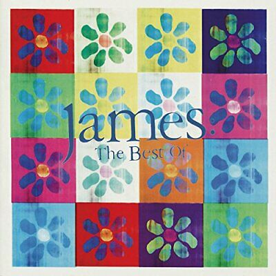 The Best of James - James CD 8HVG The Cheap Fast Free Post The Cheap Fast Free