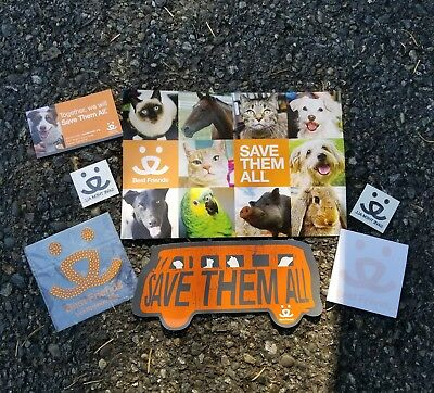 Best Friends Animal Society Merchandise Lot
