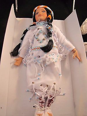 Heritage Signature Collection Halona Angel Doll Item # 12375 Mint in Box