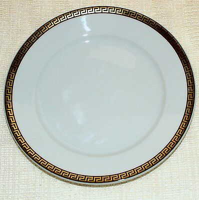 Rosenthal VERSACE Porcelain ARABESQUE CHAMPAGNE - SIDE PLATE 7.5ins