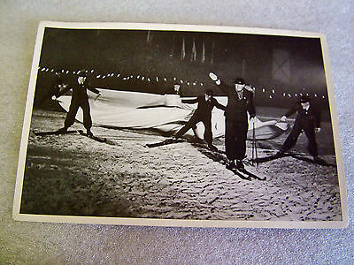 Sammelwerk Nr 13 Bild Nr 86 Gruppe 53 1936 Berlin Olympic Photo Card in German