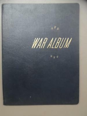c.1943 WAR ALBUM Simmons Mfg Co WWII Homefront Company Photo History Book 1st Ed