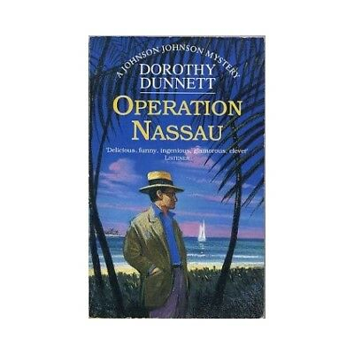 Operation Nassau , Dunnett, Dorothy: