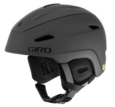 NEW Giro Zone Mips Mens Medium 55.5-59 Ski Snowboard Audio Helmet 2017 Msrp$230