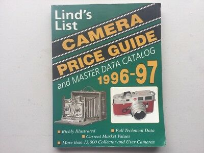 Camera Price Guide- Lind's List