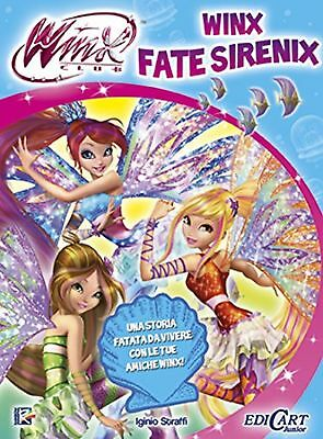 Winx fate sirenix. Winx club
