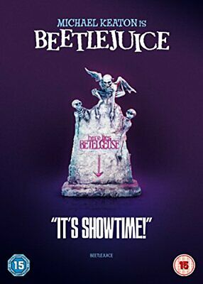 Beetlejuice [1988] [DVD] - DVD  X9VG The Cheap Fast Free Post