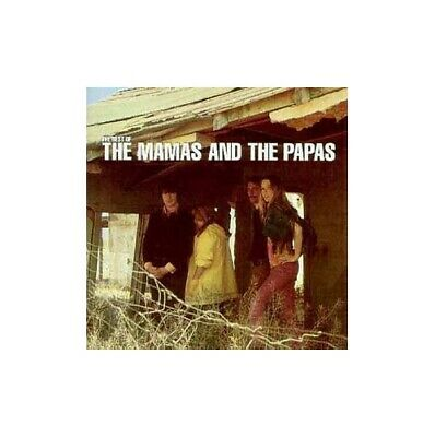 Mamas & Papas - The Best Of The Mamas And The Papas - Mamas & Papas CD CDVG The