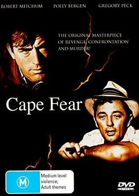 Cape Fear (1962) - DVD  UAVG The Cheap Fast Free Post
