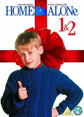 Home Alone / Home Alone 2 - Lost In New York [1990] [DVD] - DVD  84VG The Cheap