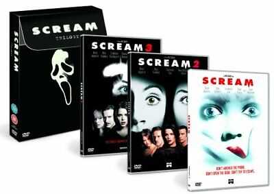 Scream - Collection [DVD] - DVD  7AVG The Cheap Fast Free Post