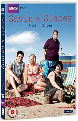 Gavin And Stacey : Complete Series 3 [DVD] - DVD  FUVG The Cheap Fast Free Post
