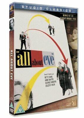 All About Eve [DVD] [1950] - DVD  UUVG The Cheap Fast Free Post