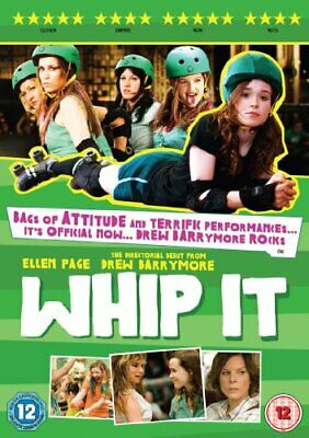 Whip It [DVD] - DVD  5KVG The Cheap Fast Free Post