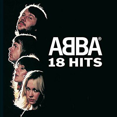 Abba - 18 Hits - Abba CD QUVG The Cheap Fast Free Post The Cheap Fast Free Post