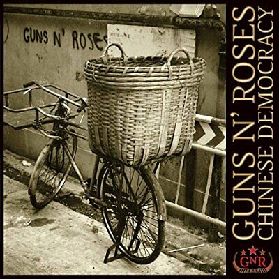 Guns N' Roses - Chinese Democracy - Guns N' Roses CD XUVG The Cheap Fast Free