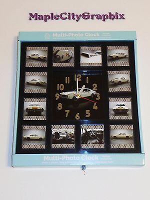1969 Hurst Olds Oldsmobile 442 Classic Muscle Car Automobile Novelty Wall Clock