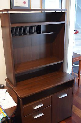 Two of Criterion Credenza/Hutch units.