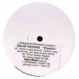 Solid Groove - Flookin - Loungin Recordings - 2005 #150748
