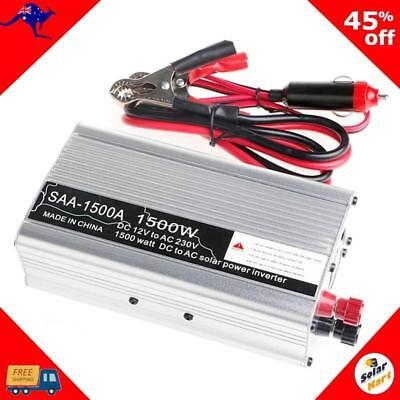 Inverter 1500W 12v Solar Power