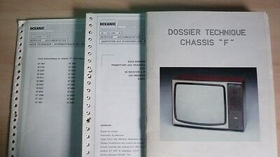 Doc. Technique TV Nokia chassis F