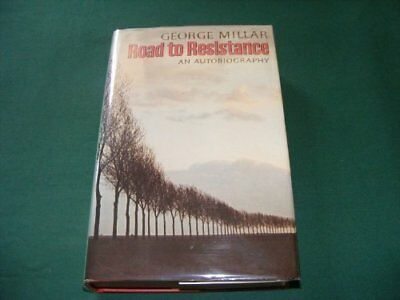 Road to Resistance by Millar, George Hardback Book The Cheap Fast Free Post