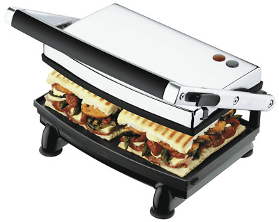 NEW Sunbeam GR8210 Compact Cafe Grill