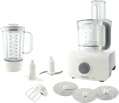NEW Kenwood FDP641WH MultiPro Home 1000W Food Processor - White