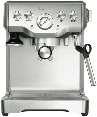 NEW Breville BES840BSS The Infuser Espresso Machine