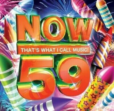 Various Artists - Now That's What I Call Music 59 (... - Various Artists CD AKVG