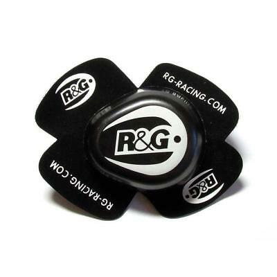 Sliders R&G Racing Genou, Noir