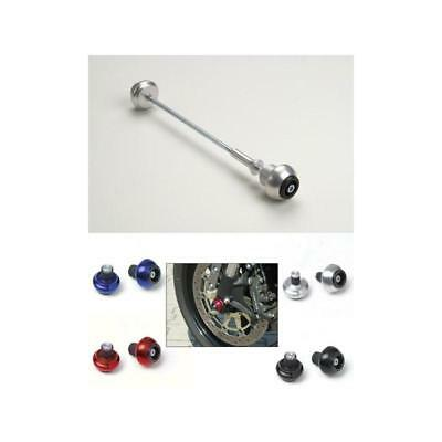 Crash Ball Suzuki Arriere Gsxr1000 05-07 Argent