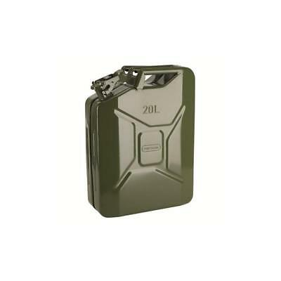 Jerrycan Carburant Metallique 20L