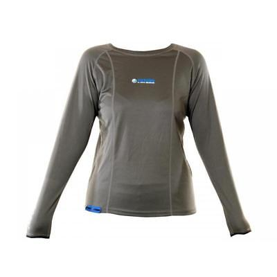 Maillot Layers Cool Dry Ls Women's Top XL Oxford