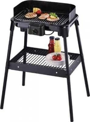 Severin - 2792 - Barbecue / Pieds, Noir, 2500 W, Grille
