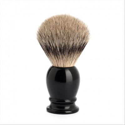 Pennello Da Barba Muhle 93K256 Silver Tip Shaving Brush Tasso Argentato Germany