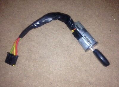 Renault Clio mk2 1998-2005 ignition barrel and key