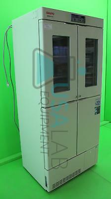 Sanyo MPR-414F Pharmaceutical Refrigerator with Freezer