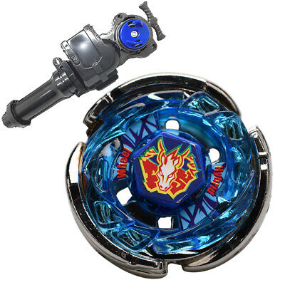 Storm Pegasus (Pegasis) BB-28 BEYBLADE Masters Fusion+L-R Double launcher+Grip