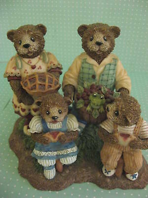 "Fitz & Floyd Honeybourne Hollow ""Filled With Love"" Bear"