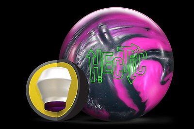 16 lb ROTOGRIP HECTIC BOWLING BALL UNDRILLED NEW IN BOX