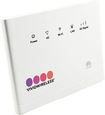 NEW Vivid Wireless Pty Ltd K-LTE-VIV-02 Home Gateway