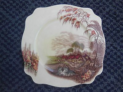 royal staffordshire plate