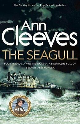 The Seagull (Vera Stanhope) by Cleeves, Ann Book The Cheap Fast Free Post