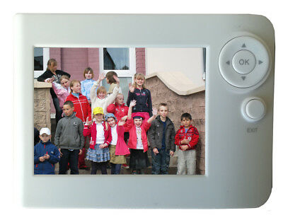 "Sungale 3.5"" Digital Picture Frame Digital Album Model PA351"