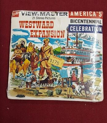 View-master Forging a Nation America's Bicentennial Series B811 Factory Sealed
